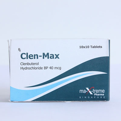 Laagste prijs op Clenbuterol hydrochloride (Clen). De Clen-Max koop Nederland fiets
