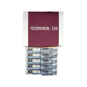 Laagste prijs op Testosteron enanthate. De Testoviron-250 koop Nederland fiets